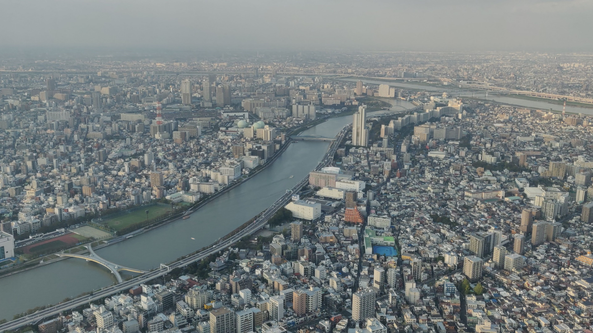 Tokyo-from-above